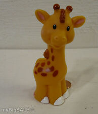 Fisher Price Little People GIRAFFE Tail Up Light Spots Noah's Ark Replacement