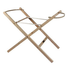 Clair de Lune Wooden Rocking Stand, Natural
