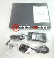 € 395+IVA CISCO ISR4321/K9 Router 2xGbE 2xNIM Slot 1xISC Slot 4GB DRAM
