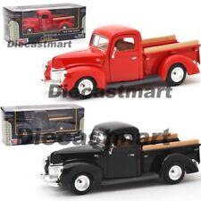 Coches, camiones y furgonetas de automodelismo y aeromodelismo camionetas rojos Ford