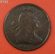 "1803 Draped Bust Half Cent ""VG+"" *Free S/H After 1st Item*"