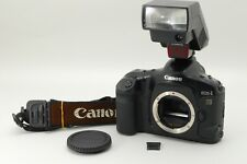 [NearMint Counter110] CANON EOS 1V 35mm SLR Film Camera + 300EZ From Japan 125