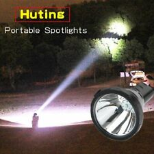 Superbight Led Powerfull Portable Spotlights T6 Rechargeable Hunting Camp Lamp