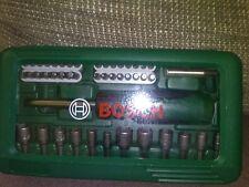 Bosch Box Schrauber- & Bit-Set 46-teilig PH, PZ, S, T, HEX Neu