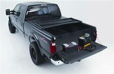 Smart Cover Bed Top99-12 Ford F250 SD 81.8 Inch No Step Vinyl BLK Smitty 2630041