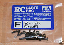 Tamiya 58489 Avante 2011, 9465815/19465815 Screw Bag F, NIP