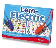 Noris Spiele 606013711 - Lern-Electric Kinderspiel NEU/OVP