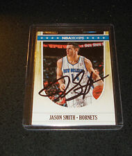 JASON SMITH 2011-12 Hoops IP AUTO AUTOGRAPHED SIGNED In Person