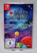 Nintendo Switch Tales of the Tiny Planet NEU & OVP