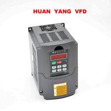 Stock de 2.2KW 3HP 10A CNC 220V INVERSOR VFD Unidad de frecuencia variable