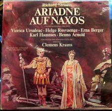 R.Strauss/Ursuleac/Krauss   Ariadne auf Naxos      2 lps      BASF