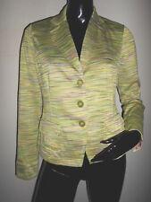 Original short blazer hanger woman rani satine has thin line multicolor t 38  40 d73d2be1beb