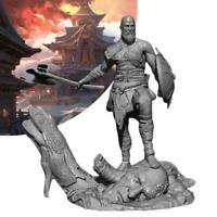 1/35 God Of War Unpainted Model Kits Resin Figure YuFan Model Statue New