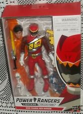 NEW POWER RANGERS LIGHTNING COLLECTION DINO CHARGE RED RANGER  E5932