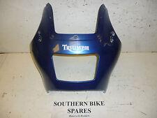 1993 Triumph Trophy 3 900 Top Fairing / Front Nose Cone Panel 900cc
