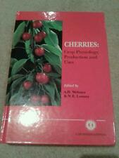 Cherries: crop physiology, production and uses - Webster/Looney (1996)