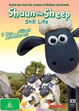 Shaun The Sheep - Still Life (DVD, 2007) R4 New, ExRetail Stock (D161)