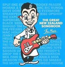 THE GREAT NEW ZEALAND SONGBOOK-2 CD/DRAGON/DD SMASH-MUTTONBIRDS-SPLIT ENZ