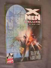 X-MEN DELUXE # 10 - TRA DI NOI... SABRETOOTH - MARVEL COMICS - OTTIMO
