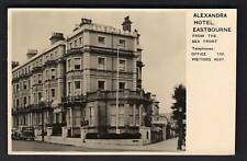 Eastbourne. Alexandra Hotel by J. Salmon, Sevenoaks.