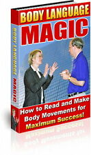 How To Read And Make BODY LANGUAGE For Ultimate Success; Decode Feelings (CD-ROM