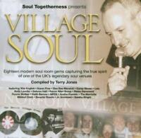 VILLAGE SOUL VOLUME 1 Various Artists NEW & SEALED MODERN SOUL CD (EXPANSION)
