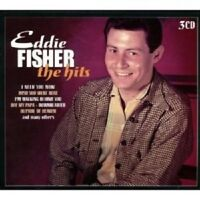EDDIE FISHER - THE HITS 3 CD NEW!