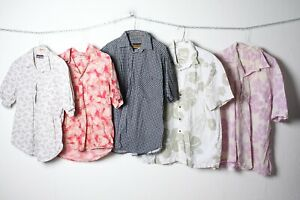 Reyn Spooner Timberland Other Hawaiian Shirt Bundle - GRADE B - (lot 585)