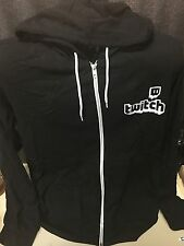Twitch Glitch Black Hoodie - 2XL - JINX - Twitch Official Gear RARE! Exclusive!