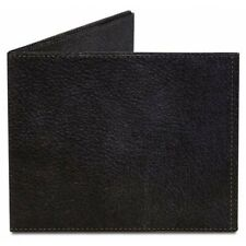 DYNOMIGHT BLACK LEATHER MIGHTY WALLET TYVEK