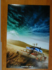 """GHOSTBUSTERS AFTERLIFE SUMMER 2020 ADVANCE 11""""X17"""" PROMO MOVIE POSTER"""