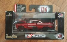 "M2 '57 ""DODGE CUSTOM ROYAL LANCER D500"" 1:64 only 5k made worldwide"