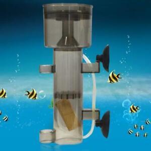 Aquarium Marine Fish Coral Tank Internal Hang on Air Driven Protein Skimmer with