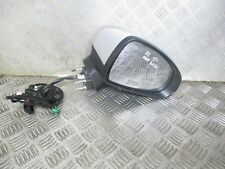 AUDI A1 3DR DRIVER SIDE  FRONT ELECTRIC INDICATOR WING MIRROR A1LX7W