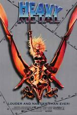 Heavy Metal Movie POSTER 27 x 40, John Candy, Joe Flaherty, A , LICENSED NEW