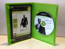 Xbox Classics Hitman 2 Silent Assassin 16+ 2002 Russian Crime Killer for hire