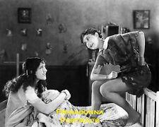 "BETTY BRONSON & MARY BRIAN 8X10 Lab Photo 1924 ""PETER PAN"" RARE SILENT FILM"