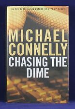 CHASING THE DIME, BY CAROL O'CONNELL, NY TIMES BESTSELLING  AUTHOR, 1ST EDITION