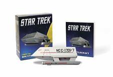 STAR TREK: LIGHT-UP SHUTTLECRAFT (MINIATURE EDITIONS) BOOK    BRAND NEW
