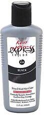 KISS Express Semi-Permanent Hair Color, Black [K98] 3.50 oz (Pack of 2)