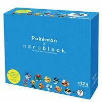 nanoblock Mini Pokemon Series 03 (set of 12) NBMPM_03S NEW from Japan