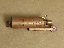 Vintage Brass IMCO Made in Austria Trench Lighter WWI patent no.105107