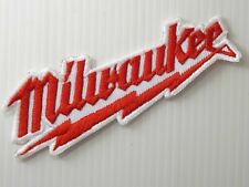 Milwaukee Tool Embroidered Patch