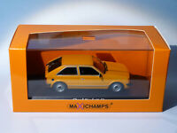 PROMO : Opel Kadett D de 1979  au 1/43 de Minichamps / Maxichamps