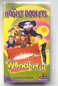 The Hooley Dooleys Wonderful Rare VHS VIDEO 2003