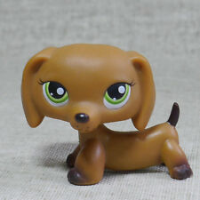 LPS #139 COLLECTION LITTLEST PET SHOP Chocolate Dachshund  RARE TOY