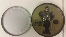 Oliver Hardy Action Figure Movie Icons in Metal Case with his hat New!