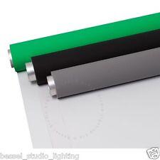 Bessel 3 Pack - 2.7m m x 6m nero/bianco grigio / BIANCO VERDE/BIANCO SFONDO