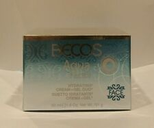 BECOS AQUA FACTOR DUETTO IDRATANTE  CREMA+GEL  50 ML