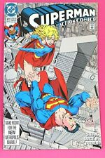 Action Comics #677 Superman Supergirl 1992 Comic DC Comics VF
